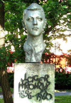 Pôvodná busta