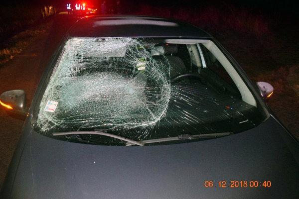 Tragická nehoda sa stala v stredu v noci medzi obcami Opatovská Nová Ves a Slovenské Ďarmoty.