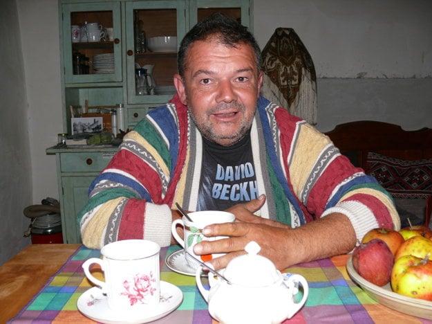 Jozef Prokša kandidoval na starostu, neúspešne.