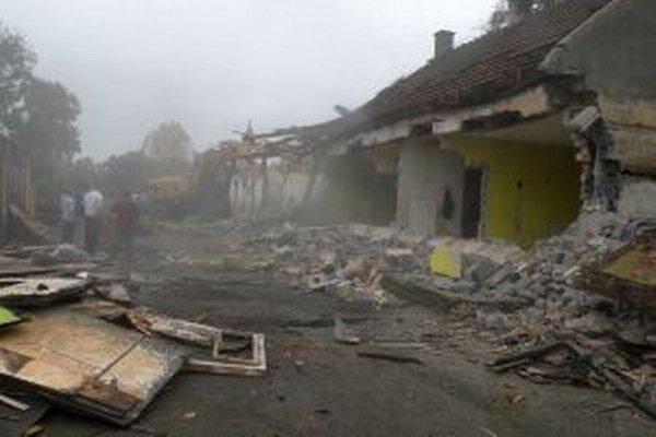 Pôvodne plánované dočasné ubytovanie pre Rómov sa zmenilo na tridsaťročné.