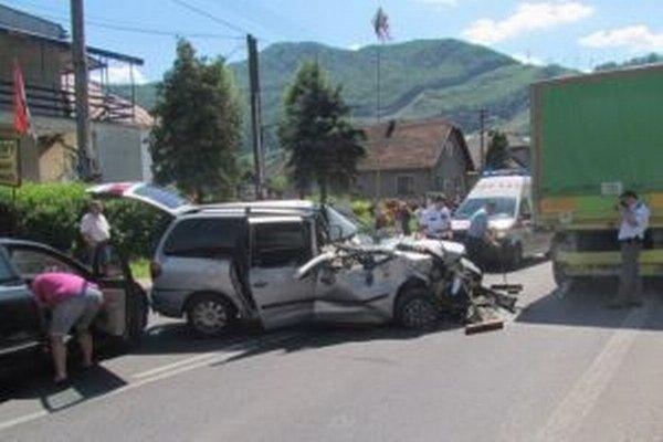 K hrozivej nehode došlo v lete v Hubovej.