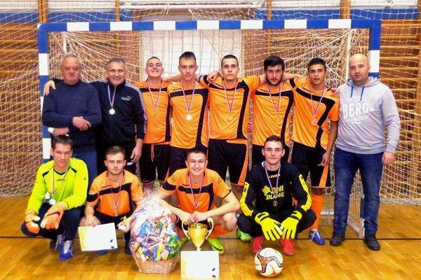 Turnaj vyhrali chlapci zo Siladíc (okres Hlohovec).