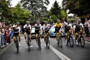 Sky po desiatich rokoch konćí s podporou cyklistického tímu.