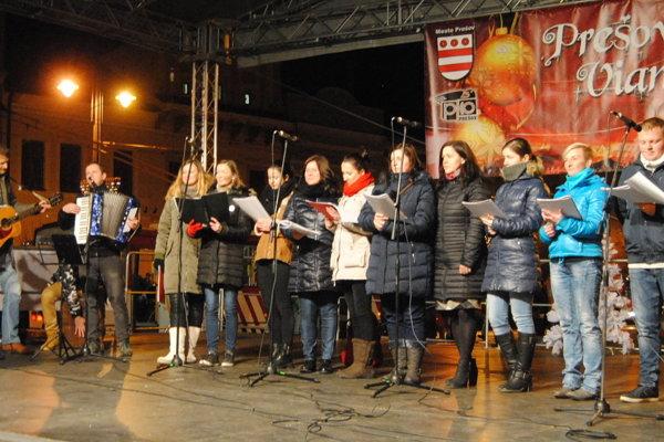 Spevácky zbor Gregos z Gregoroviec.