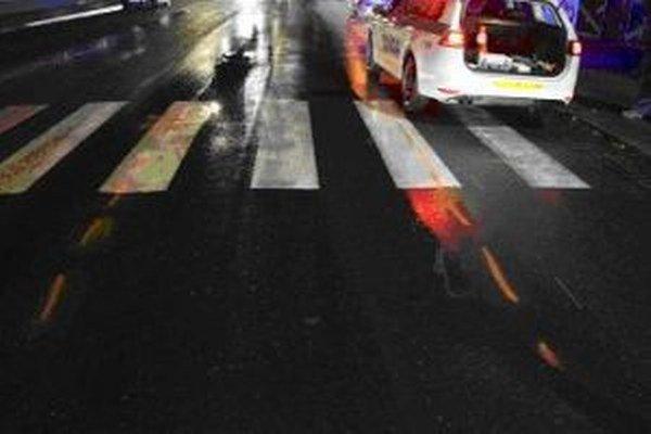 Vodič nedal prednosť chodkyni na priechode pre chodcov. Polícia hľadá svedkov nehody.