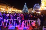 Slovensko spievalo koledy opäť aj v Trnave.