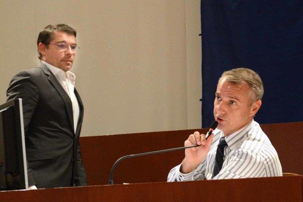 Martin Petruš bol po boku Richarda Rašiho počas celého jeho viac ako sedemročného pôsobenia vo funkcii primátora Košíc.