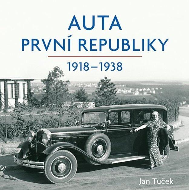 Kniha Auta první republiky.