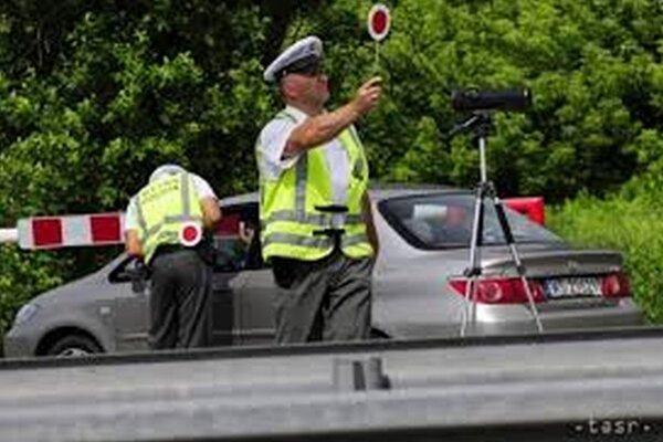 Polícia si zajtra posvieti na ružomberských vodičov.