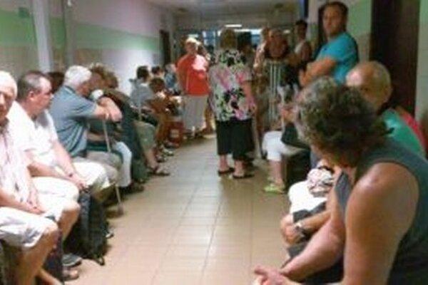 V ružomberskej nemocnici pribúda aj ambulantných pacientov. Za pol roka ich ošetrili o tritisíc viac ako za rovnaké obdobie minulého roka.