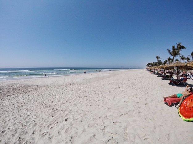 V Ománe sa môžete tešiť na takého pláže