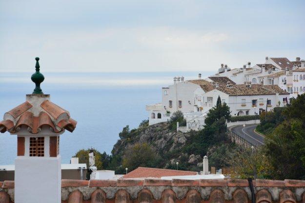 Santo Domingo, výhľad na pobrežie.