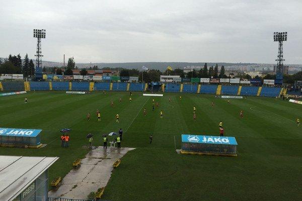 Na najväčšom štadióne, kde a kedy hral Tatran majstrák v svojej histórii