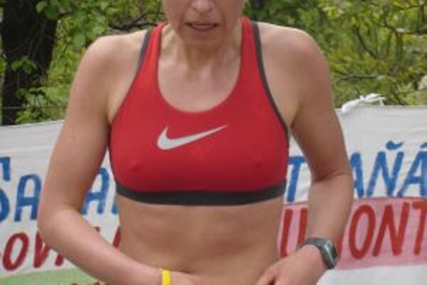 Sylvia Šebestian vyhrala hlavnú ženskú kategóriu.