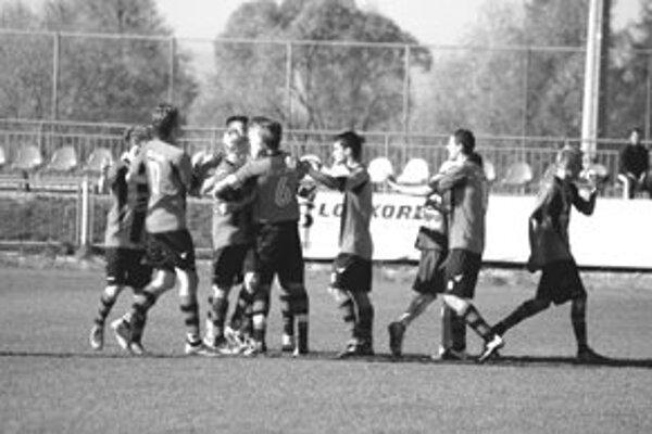 V príprave by sa mladí futbalisti z MFK Tatran Liptovský Mikuláš mali zamerať hlavne na svoje chyby z jesennej časti.