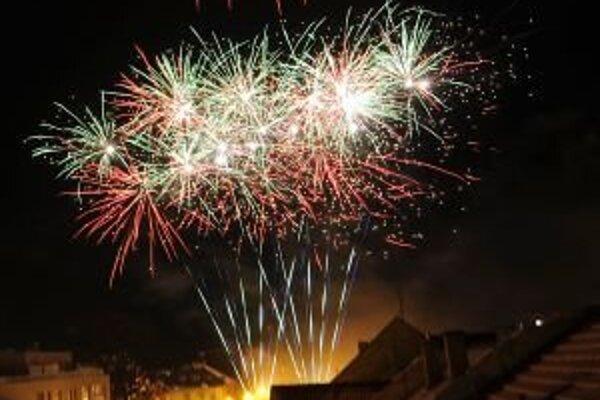 Vo všetkých troch liptovských mestách privítajú Nový rok polnočným ohňostrojom.