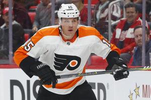 Jori Lehterä je hráčom Philadelphie Flyers.