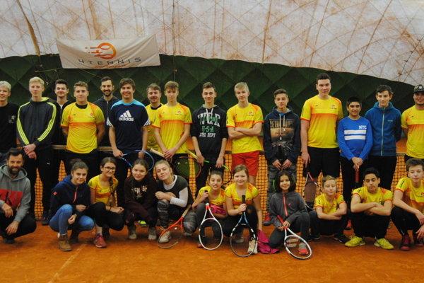 TK GSM Prešov a Alex Molčan.