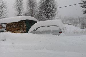 Situácia v obci Skalité