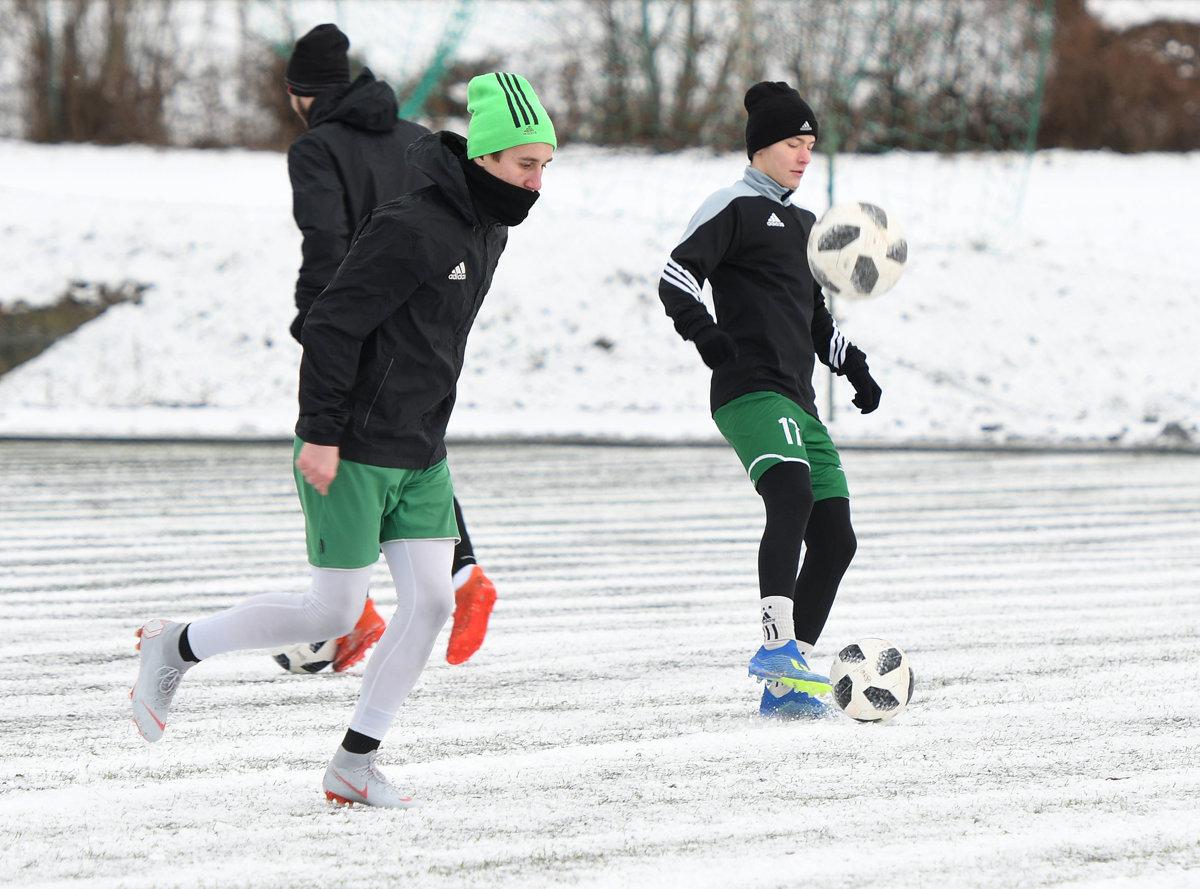 ee6b1add0b Futbalisti 1. FC Tatran Prešov odštartovali v tretí deň nového roka zimnú  prípravu.