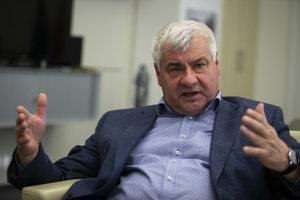 Minister Arpád Érsek rokoval s ukrajinským ministrom infraštruktúry.