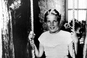 Florence Sally Hornerová na fotografii, ktorú našli v hotelovej izbe.