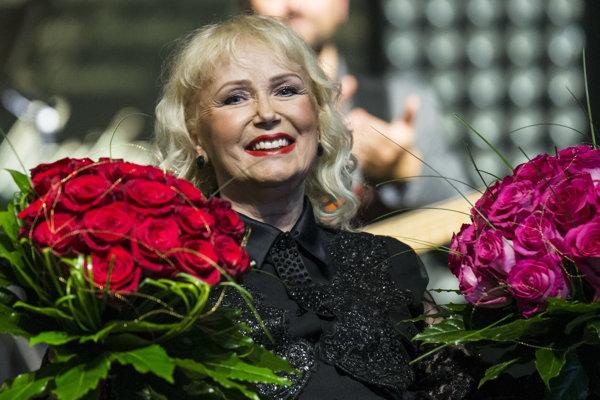 Marika Gombitová prenecháva miesto v top 10 Najlepšieho Slováka historickejšej osobnosti.