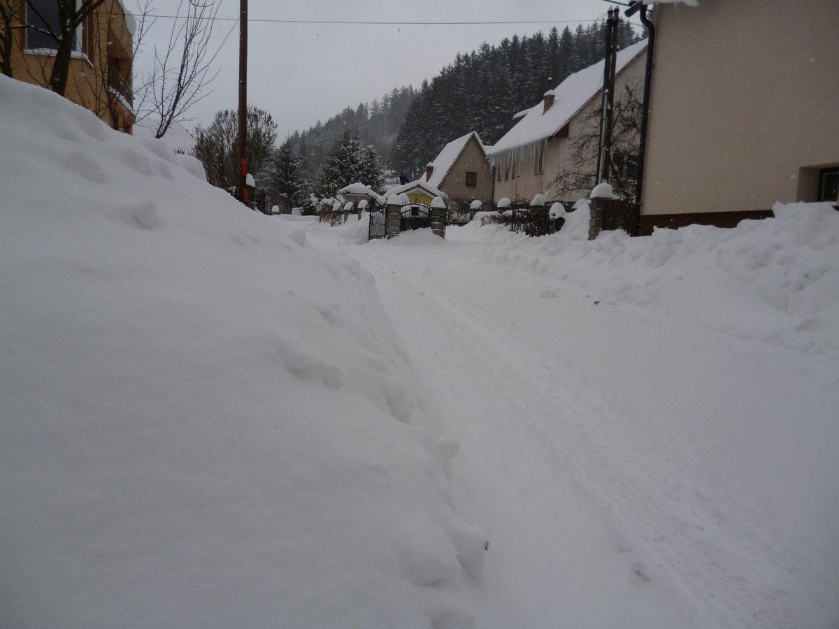 Ďalšia obec na Kysuciach vyhlásila mimoriadnu situáciu - mykysuce.sme.sk c64ac76367c