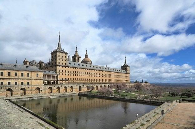 Palác El Escorial