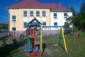 Materská škola v Sedliackej Dubovej.