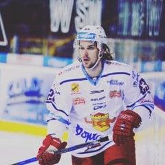 slovenský hokejový obranca Adam Drgoň