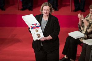 Bývalá ombudsmanka Jana Dubovcová.