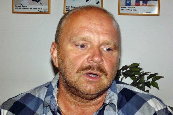 Milan Hovorka skončil na trénerskej stolične