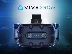 HTC Vive Pro Eye.