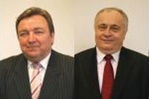 Stanislav Bella, Ján Blcháč, Michal Slašťan a Branislav Tréger.