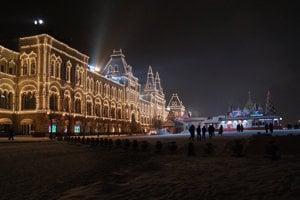 Zima v Moskve splní všetky predstavy.
