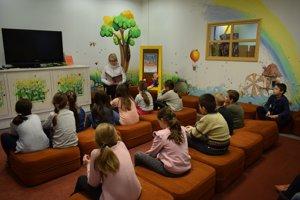 Príbeh orozmaznanej Natálke bol pre deti veľkým ponaučením.