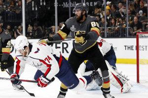 Americký hokejista Vegas Golden Knights Alex Tuch má slovenské korene.