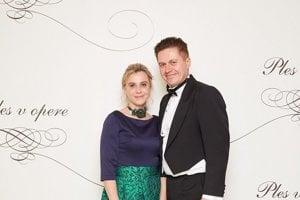Ľuboš Fellner, zakladateľ cestovnej agentúry Bubo Travel Agency s manželkou Janou Fellnerovou