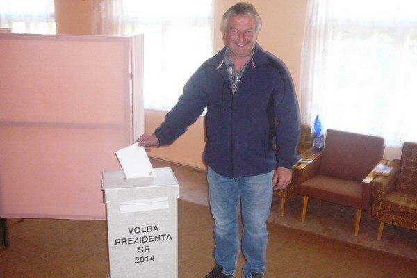 K volebným urnám v Liptovských Matiašovciach prišlo takmer 60 percent voličov. Andreja Kisku tu volili dve tretiny ľudí, Fico získal len tretinovú podporu.