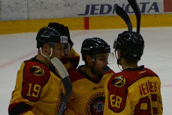 V základnej časti I. ligy odohrajú Topoľčany už iba šesť zápasov.