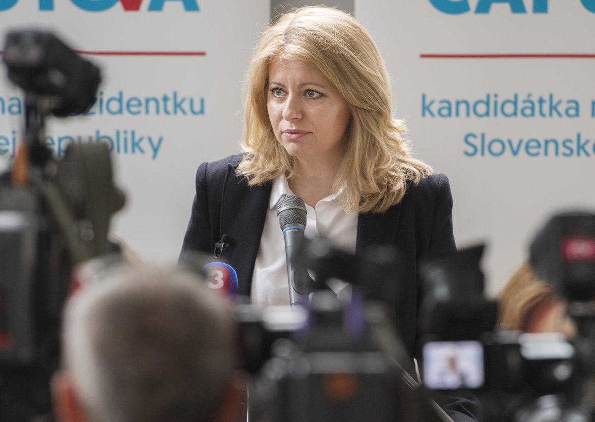Čaputová: Vanek v kauze skládky v Pezinku konal v prospech Kočnera - domov.sme.sk