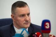 Námestník generálneho prokurátora Slovenskej republiky Peter Šufliarsky.