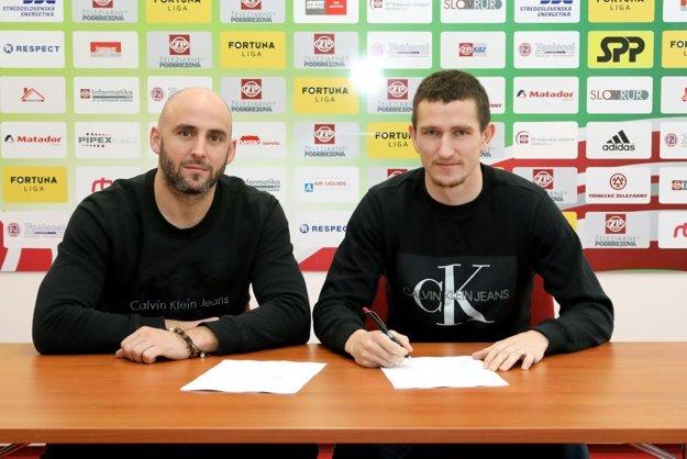 27-ročný ofenzívny stredopoliar Samuel Štefánik
