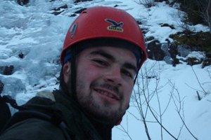 Martin Škorvánek skúsení horolezec a ochranár prírody.