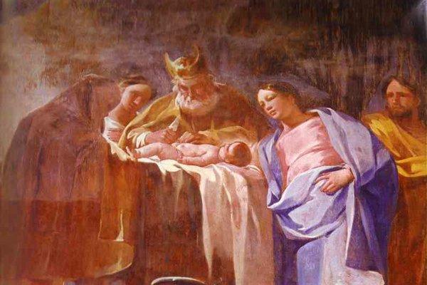 Obraz s názvom Obriezka od španielskeho maliara Francisca Goyu.