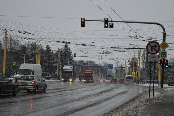 Masterplan má pomôcť riešiť situáciu s dopravou v meste Prešov.