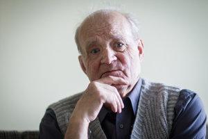 Odborník na ústavné právo a bývalý sudca Ústavného súdu ČSFR Ivan Trimaj.