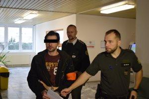 Obvinený Michail Ch.