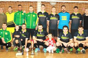 Víťazom turnaja sa stali hráči Veľkých Ludiniec.